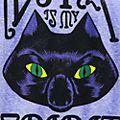 Disney Store - Hocus Pocus - Binx - Ärmelloses T-Shirt für Damen