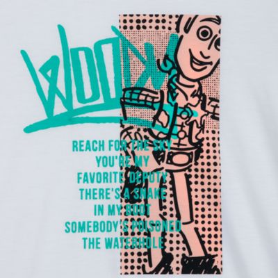 Toy Story Adult T-Shirt By Neff