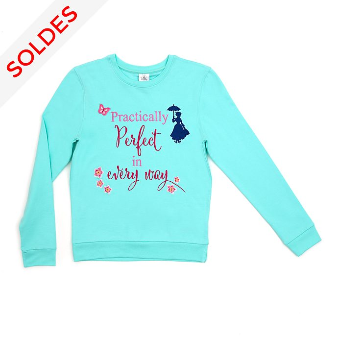 Disney Store Sweatshirt Le Retour de Mary Poppins pour adultes