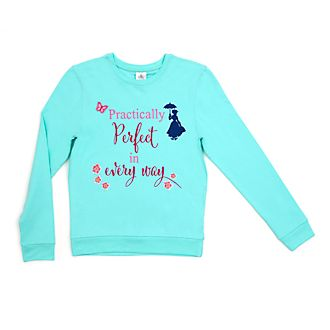Disney Store Mary Poppins Returns Sweatshirt For Adults