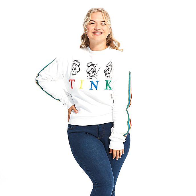 Disney Store Tinker Bell Sweatshirt For Adults
