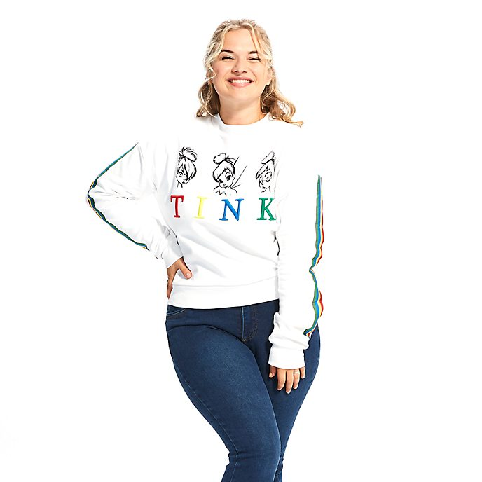 Disney Store Tinker Bell Sweatshirt For Adults