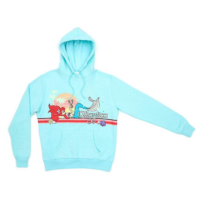 Disney Store Sweatshirt La Petite Sirène à capuche pour adultes