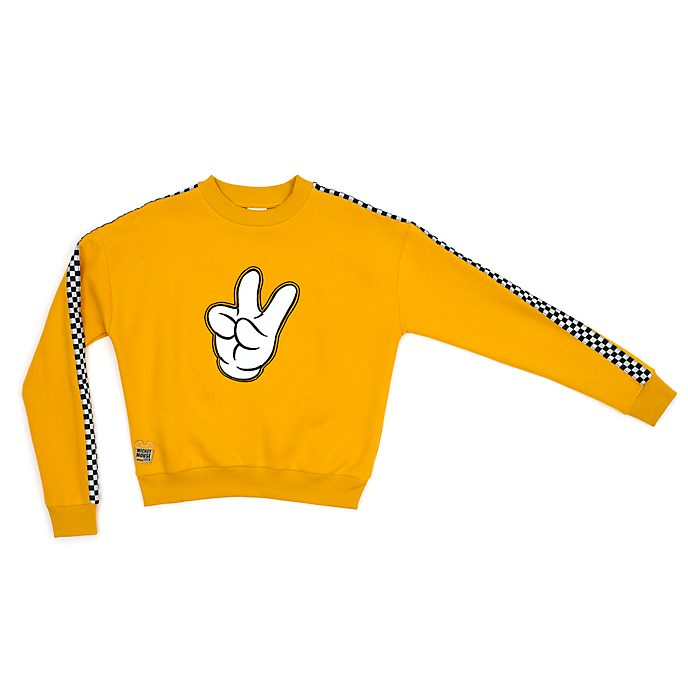 Disney Store Mickey Mouse Ladies' Sweatshirt