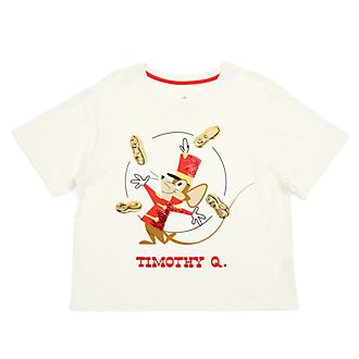 Disney Store Timothy T-Shirt For Adults, Dumbo
