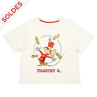 Disney Store T-Shirt Timothée pour adultes, Dumbo