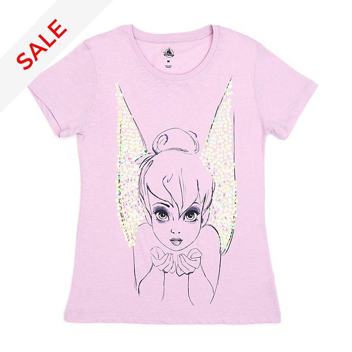 Stufen von Infos für Outlet-Boutique Disney Store - Tinkerbell - T-Shirt für Damen