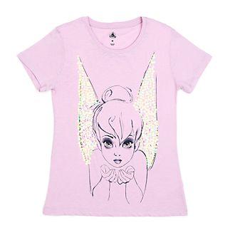 Disney Store T-shirt Fée Clochette pour femmes