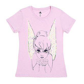 Disney Store Tinker Bell T-Shirt For Adults
