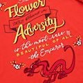 Disney Store T-shirt Mushu, collection Disney Wisdom, 2 sur 12