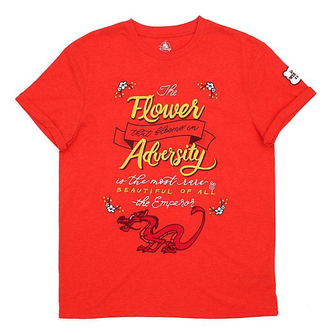 Disney Store - Disney Wisdom - Mushu - T-Shirt für Erwachsene, 2 von 12