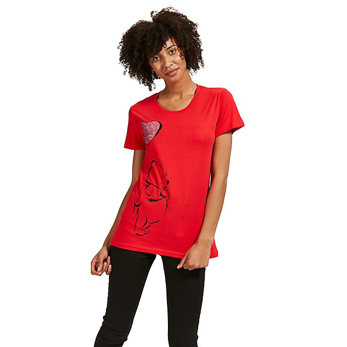 Disney Store Winnie the Pooh T-Shirt For Adults