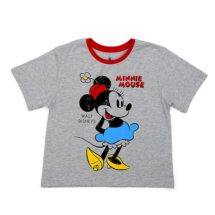 Disney Store Minnie Mouse Mouse Vintage T-Shirt For Adults