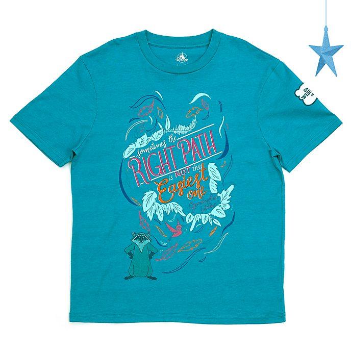 Disney Store T-shirt Meeko Disney Wisdom pour adultes, 5sur12