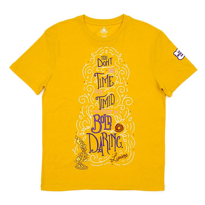 Disney Store Lumiere Disney Wisdom T-Shirt For Adults, 6 of 12