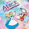 Disney Store Alice in Wonderland T-Shirt For Adults
