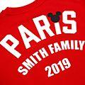 Disney Store Sweatshirt Mickey Paris pour femme