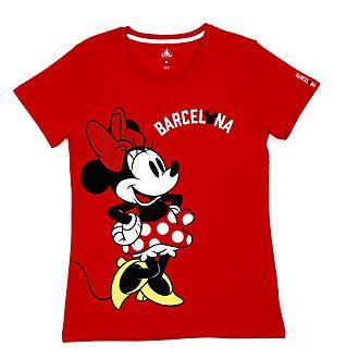 Disney Store - Minnie Maus - Barcelona T-Shirt für Damen