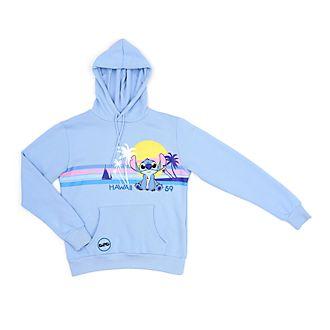 Disney Store - Stitch - Kapuzensweatshirt für Erwachsene