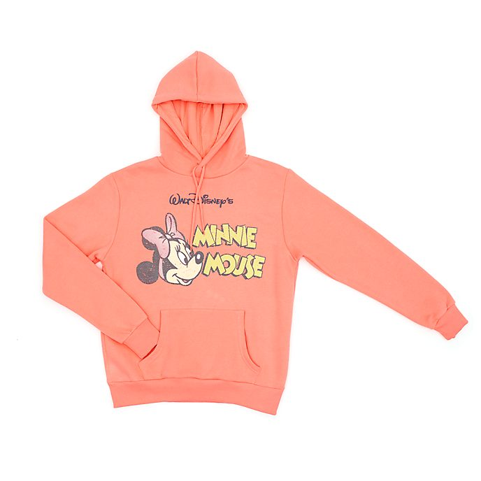 Sudadera con capucha Minnie Mouse estilo vintage, Disney Store