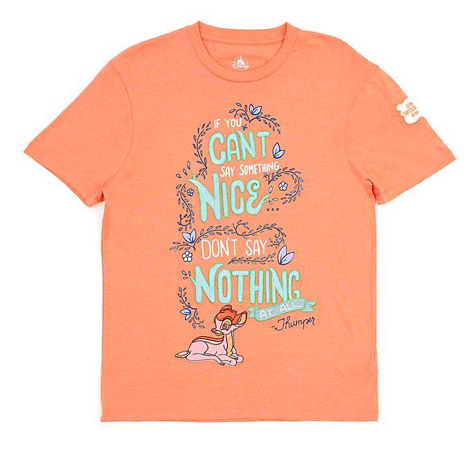 Disney Store T-shirt Bambi Disney Wisdom pour adultes, 8sur12