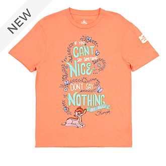 Disney Store Bambi Disney Wisdom T-Shirt For Adults, 8 of 12