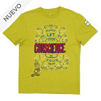 Camiseta Pepito Grillo para adultos, Disney Wisdom, Disney Store (7 de 12)