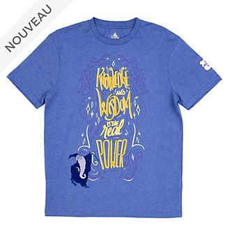 Disney Store T-shirt Merlin Disney Wisdom pour adultes, 9sur12