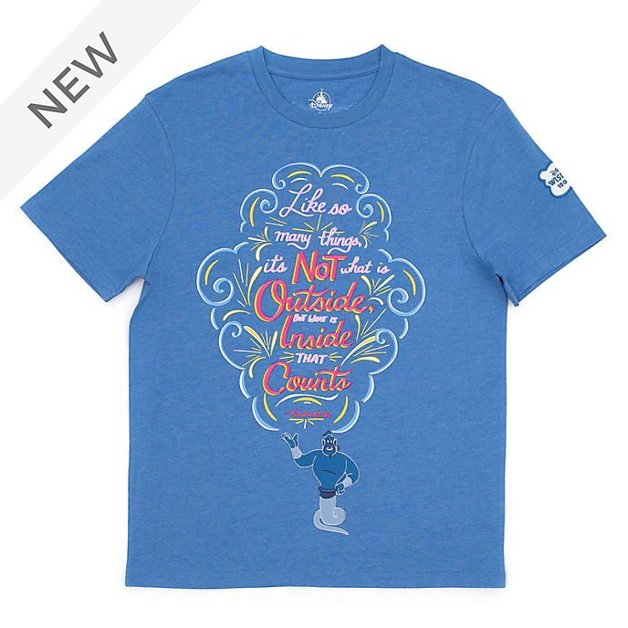 Disney Store Genie Disney Wisdom T-Shirt For Adults, 10 of 12