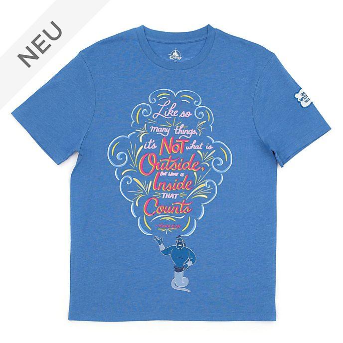 Disney Store - Disney Wisdom - Dschinni - T-Shirt für Erwachsene, 10 von 12