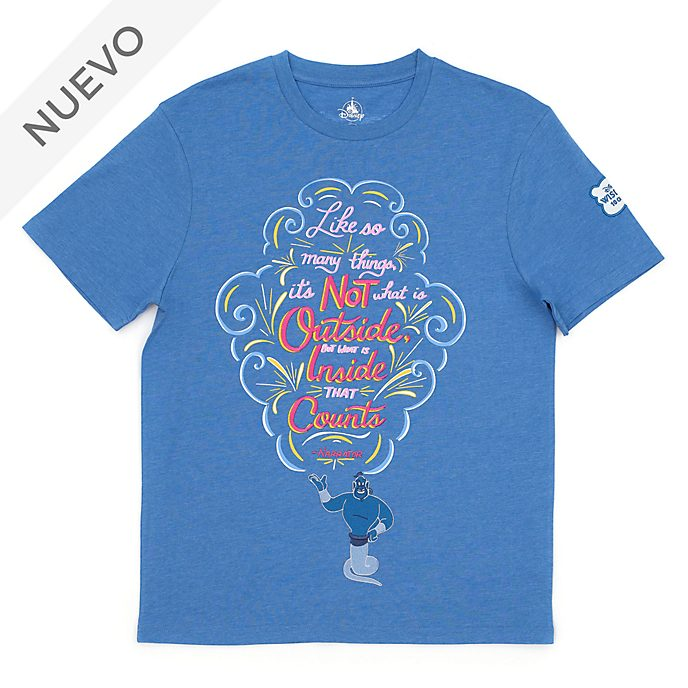Camiseta Genio para adultos, Disney Wisdom, Disney Store (10 de 12)