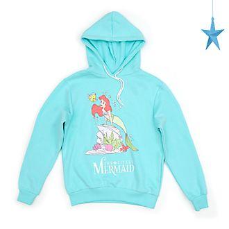 Disney Store Sweatshirt à capuche La Petite Sirène pour adultes