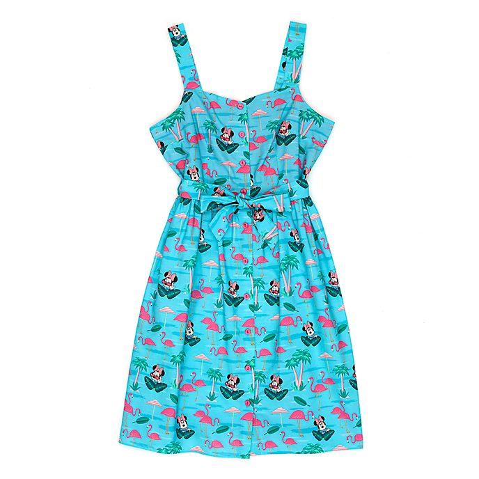 Disney Store Robe flamants roses Minnie Mouse pour adultes