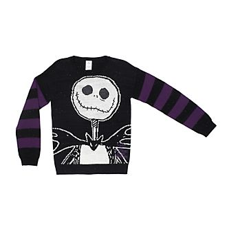 Disney Store Jack Skellington Ladies' Jumper