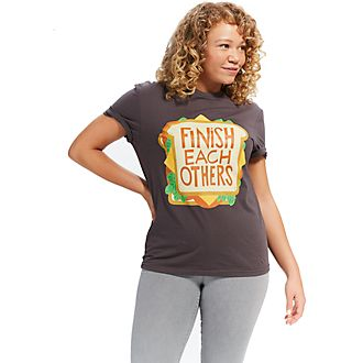 Disney Store Anna T-Shirt For Adults, Wreck It Ralph 2