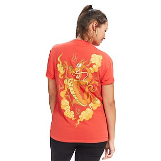 Camiseta Mulan para adultos, Ralph rompe Internet, Disney Store