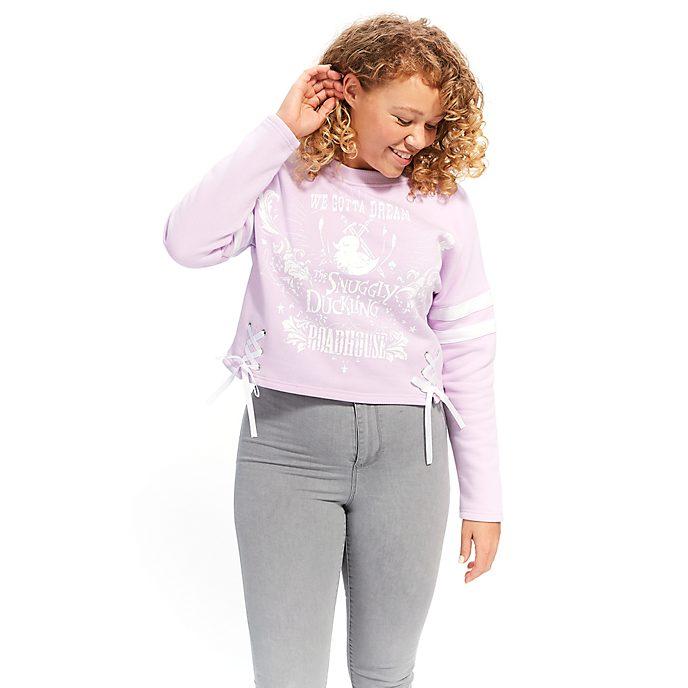 Disney Store Rapunzel Sweatshirt For Adults, Wreck-It Ralph 2
