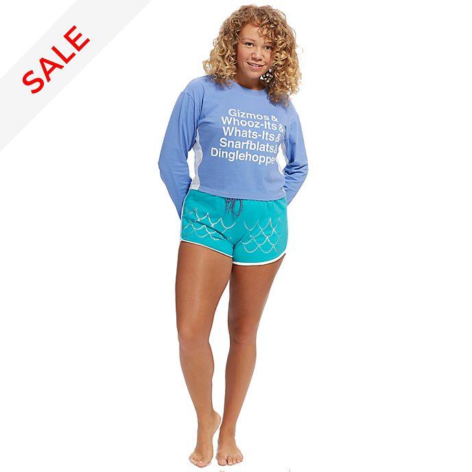 Disney Store The Little Mermaid Loungewear Set For Adults, Wreck-It Ralph 2