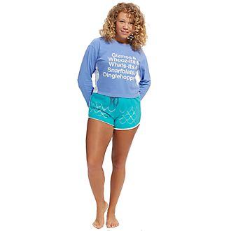 Conjunto de ropa de descanso La Sirenita para adultos, Ralph rompe Internet, Disney Store