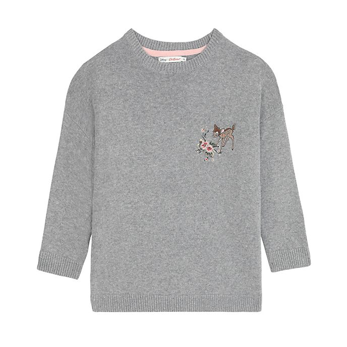 Cath Kidston x Disney Bambi Jumper For Adults