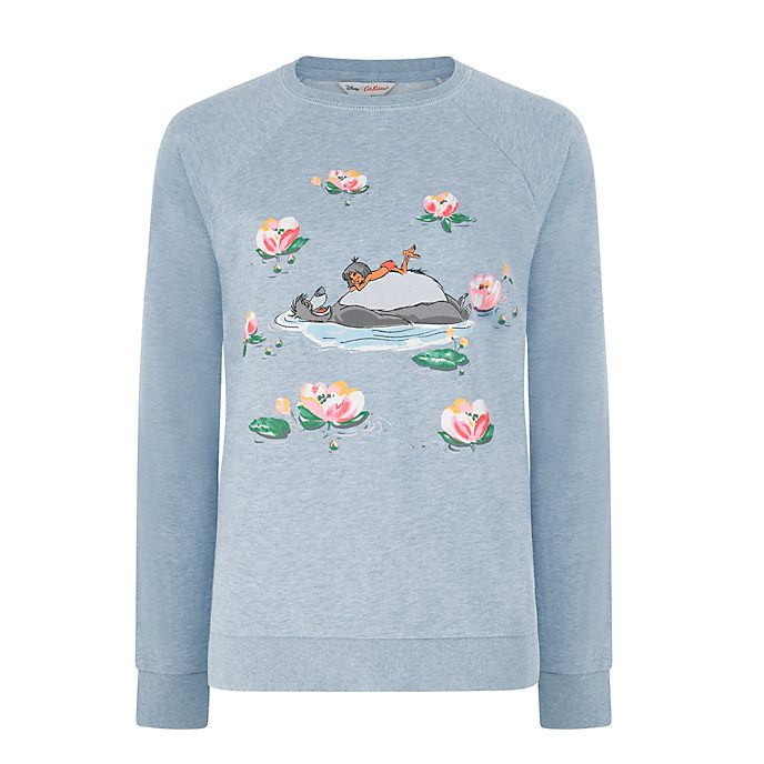 Cath Kidston The Jungle Book Ladies' Sweatshirt