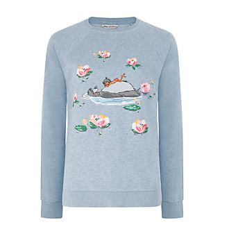 Cath Kidston The Jungle Book Ladies' Sweatshirt