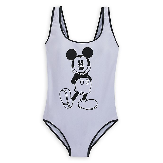 Disney Store Mickey Mouse Swimming Costume For Adults
