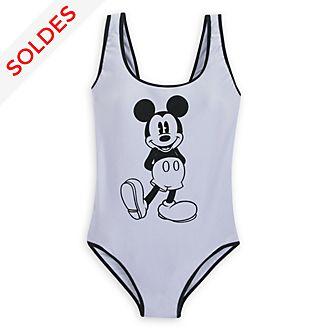 Disney Store Maillot de bain Mickey Mouse pour adultes