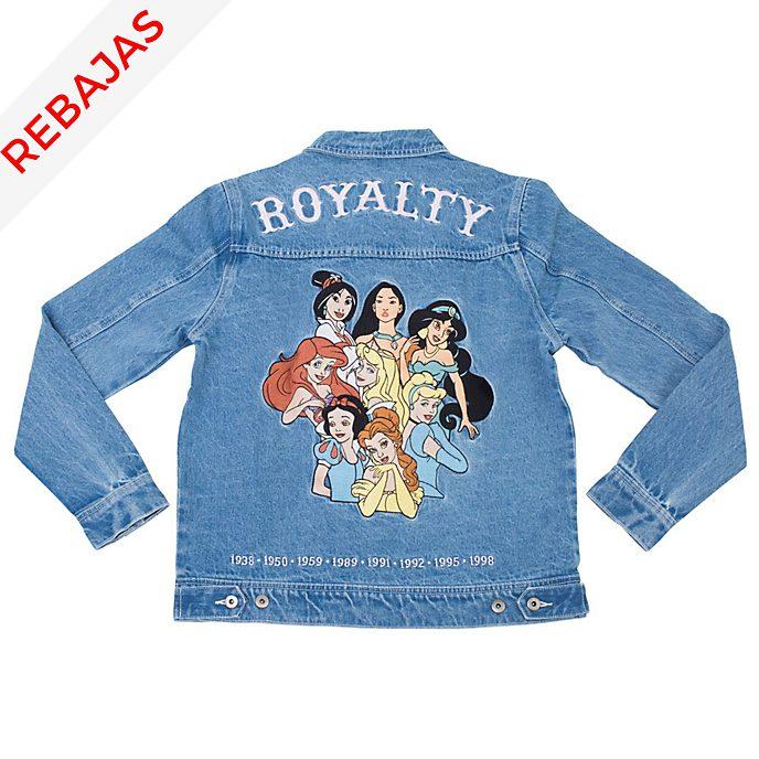 cb0e99b2fb9 Cakeworthy chaqueta vaquera princesas Disney adultos