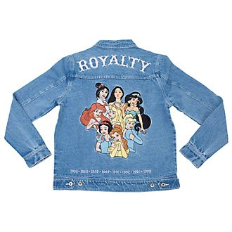 Cakeworthy Disney Princess Denim Jacket For Adults