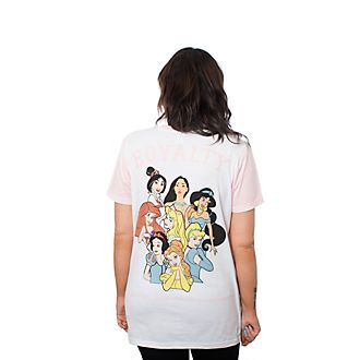 Camiseta princesas Disney para adultos, Cakeworthy