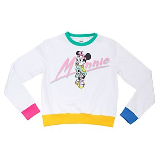 Cakeworthy Sweatshirt Minnie Mouse pour adultes