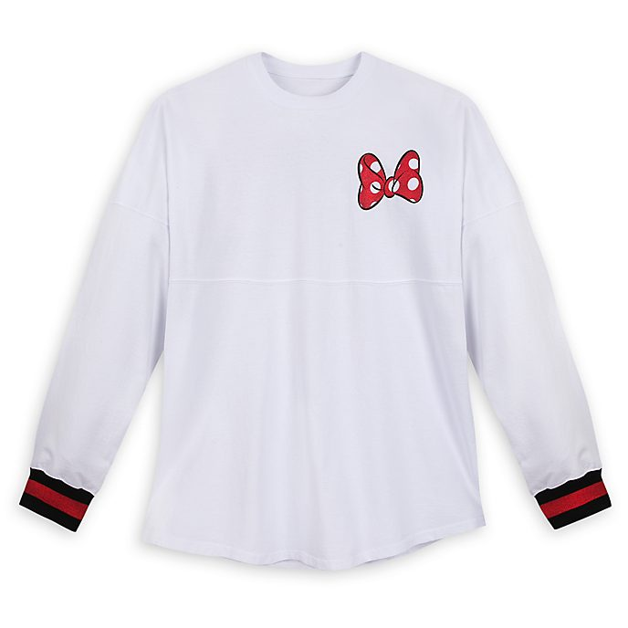 Disney Store Sweatshirt Minnie Rocks the Dots pour adultes