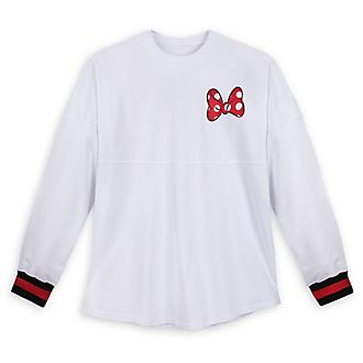 97c4a186e Disney Store Minnie Rocks the Dots Spirit Jersey for Adults